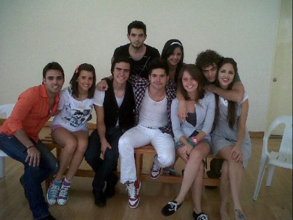Miss 15 Telenovela Cast
